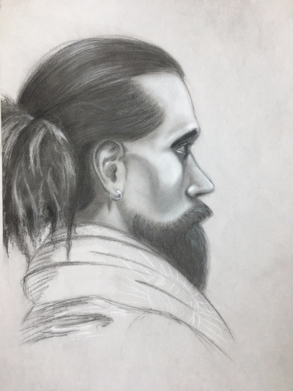 Life Drawing - Portrait