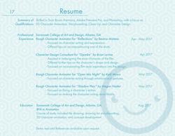 resumepage