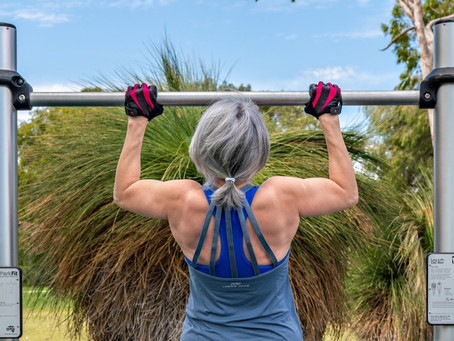 The secret of getting stronger