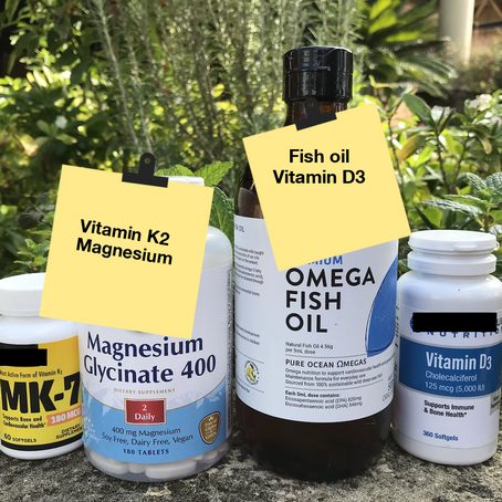 4 supplements for your health