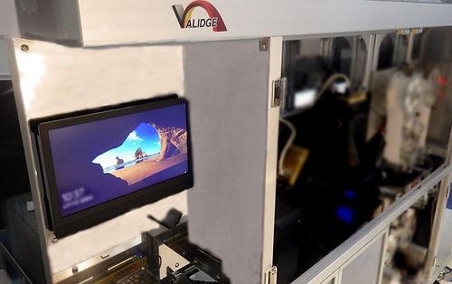 カバーガラス・OCA・表裏・中間層検査装置