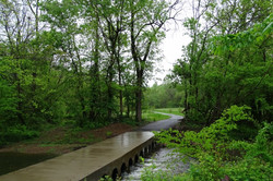 Campbellsville University Trails