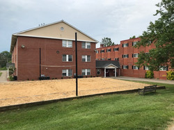 Campbellsville University Outdoor Volleyball Courts