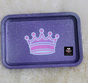 Custom Rolling Trays - Queen