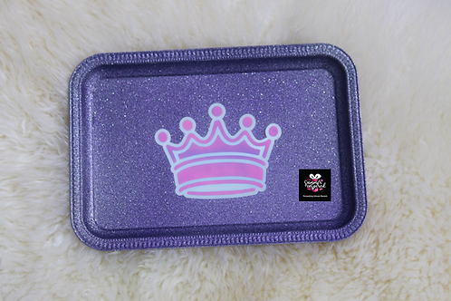Custom Rolling Trays - Queen