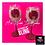 Thumbnail: Custom Wine Glitter Glasses - Set of 2 - Free Shipping