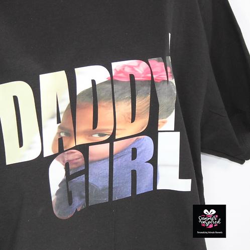Custom Design Photo T-Shirt