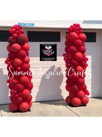 Balloon Garland Gallery