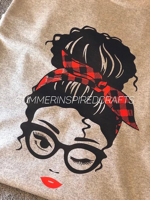 February Girl T-Shirt