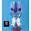 Thumbnail: Unicorn Wine Glass w/Bling & Matching Key/Purse Chain