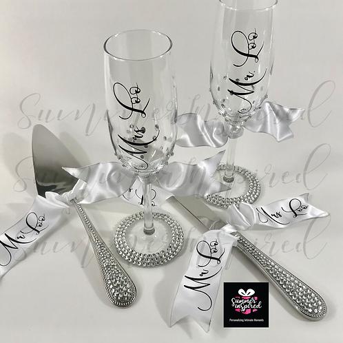 Personalized Wedding Set