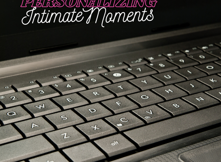 """SIC's commitment to """"Personalizing Intimate Moments."""""""