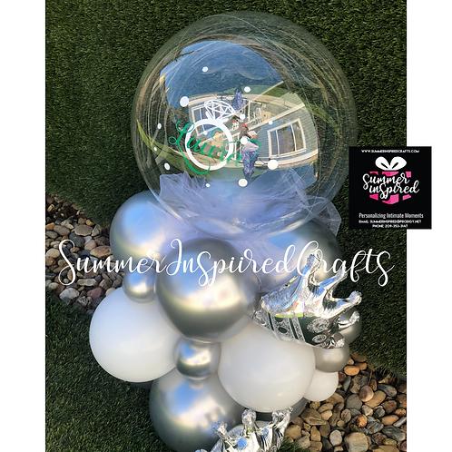 Custom Balloon Arrangement