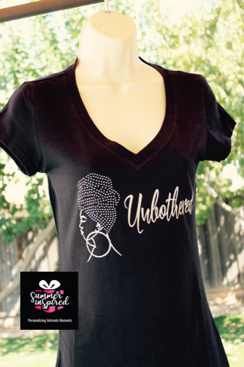 Customized T-Shirt / Nubian Beauty #21