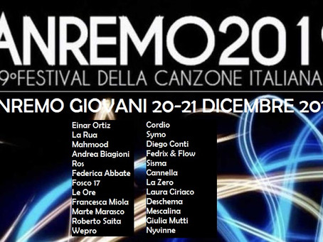 Sanremo Giovani: Claudio Baglioni svela i 24 nomi