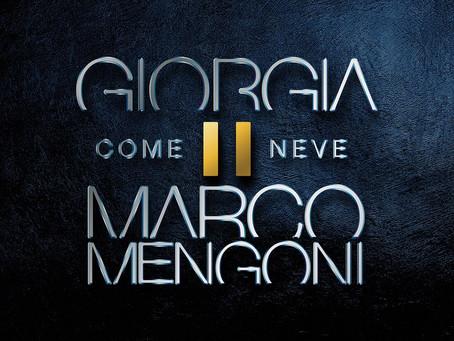 """Giorgia e Marco Mengoni insieme in """"Come Neve"""""""