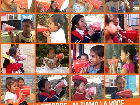 The Future is Female: #OrangeRevolution