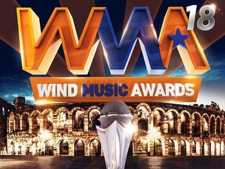 #WMA2018: premi e riconoscimenti della prima serata