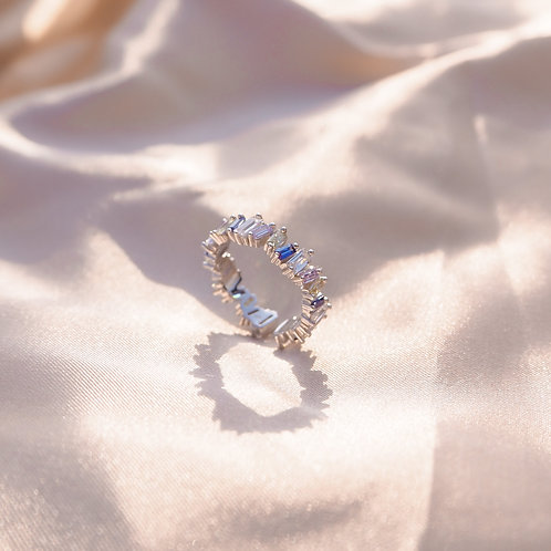 Paradise Silver Ring