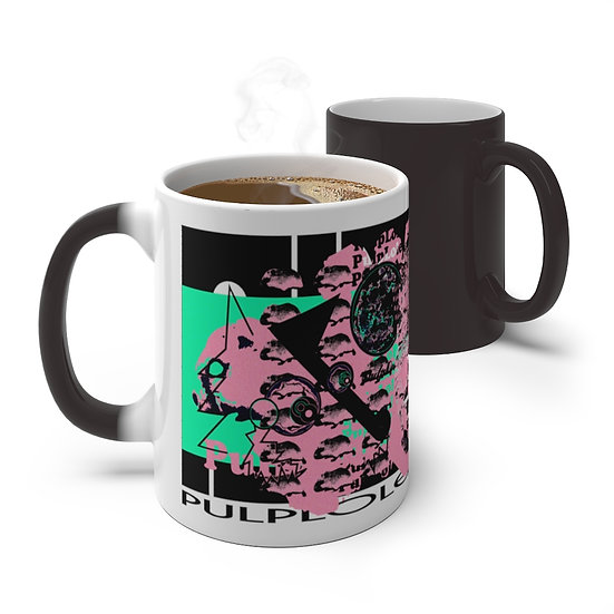 PulpLole Gen XIII Color Changing Mug