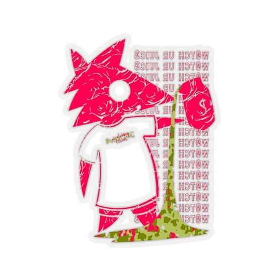 PulpLole 3c1uJ rU hct@W Sticker