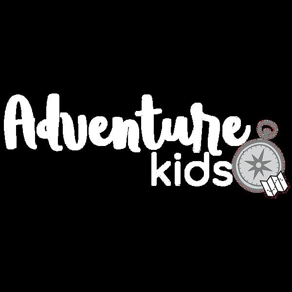 Adventure Kids - White Transparent - squ