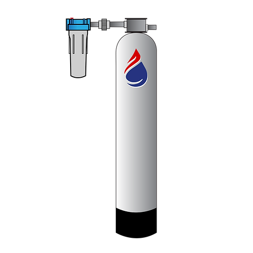 Whole House Filtration System GAC & Catalytic Carbon.