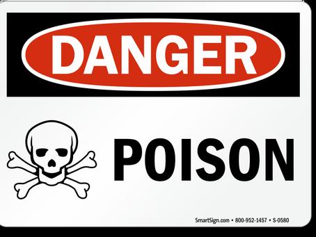 Beware of Toxins in Drinking Water