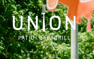 Union Patio Bar and Grill logo and name