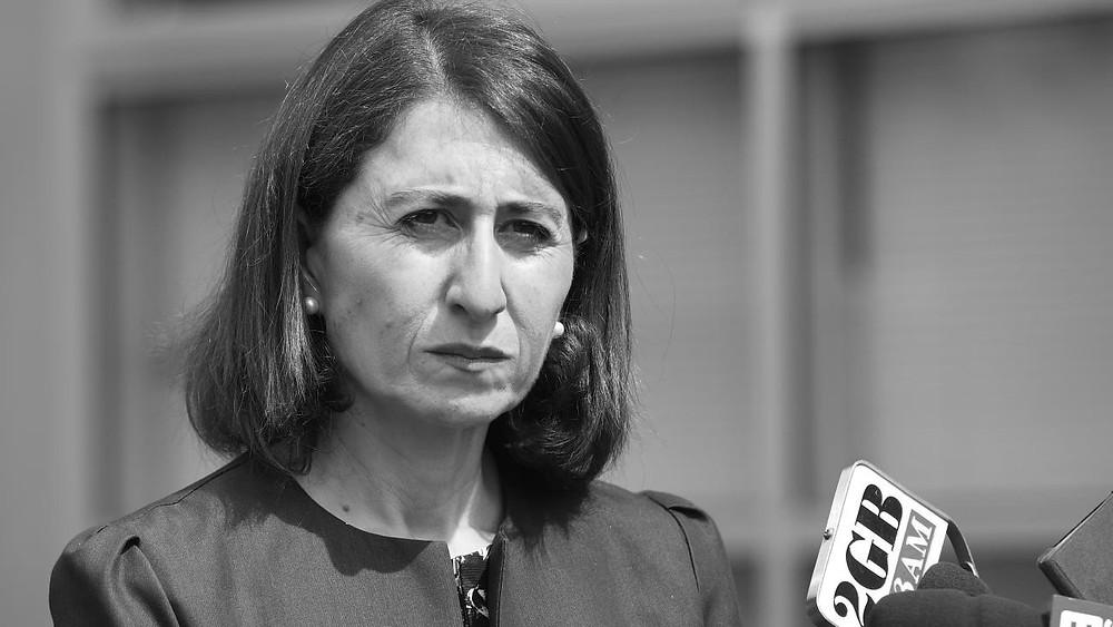 Premier Gladys Berejiklian