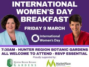 Port Stephens International Women's Day Breakfast