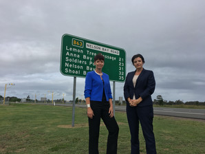 Who Hit the Brakes on Nelson Bay Road Funding?