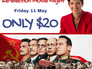 Movie Night - The Death of Stalin