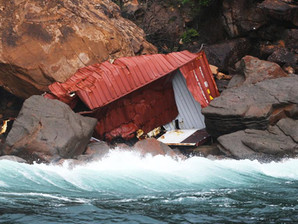 Concern Continues About Container Spill Rubbish