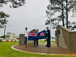 Flying the Flag with Tea Gardens RSL
