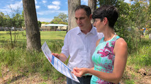 Shadow Education Minister Launches Medowie High School Petition