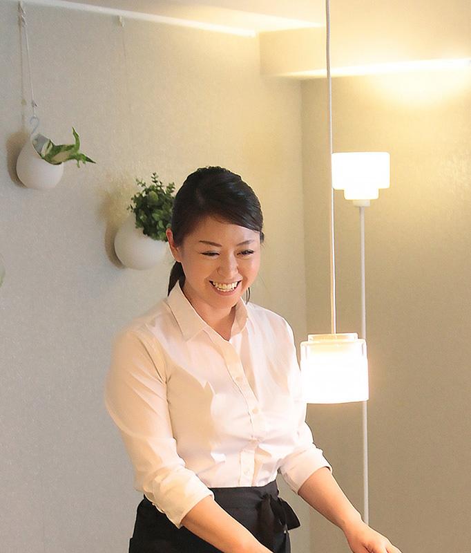 OWNER・SHEF/ Nana Uchida