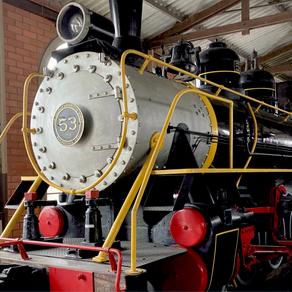 Vamos ao Museu Ferroviário?