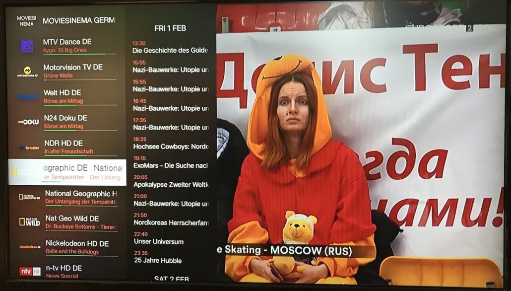 """HOW SET UP IPTV ON """"IPLAYTV"""" ON APPLE TV"""