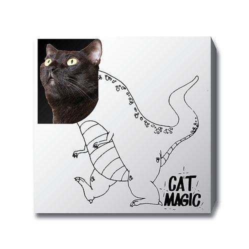 Dino-Kitty Cat Magic