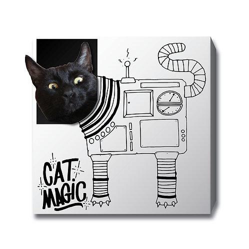 Robo-Kitty Cat Magic
