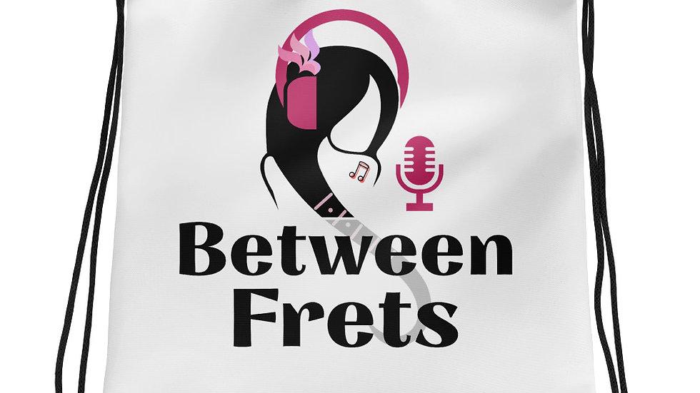 Podcast Drawstring bag