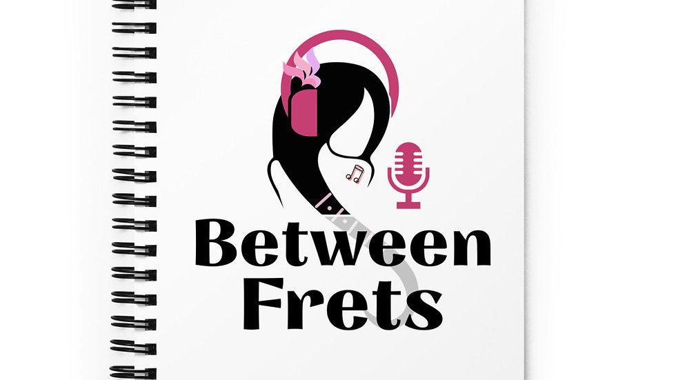 Podcast Spiral notebook
