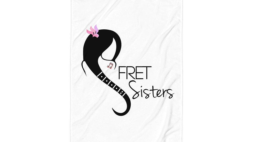 Fret Sisters Towel