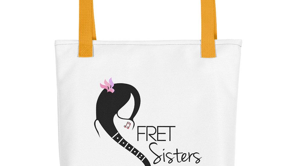 Fret Sisters Tote bag