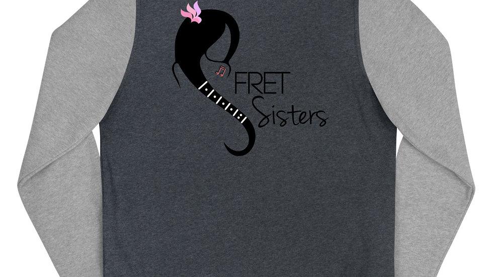 Fret Sisters Women's Letterman Jacket