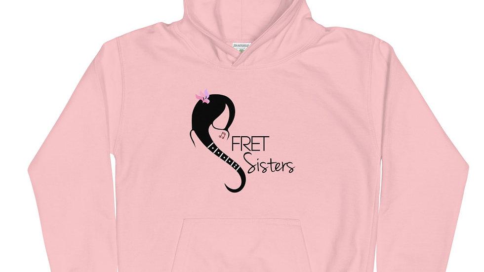 Fret Sisters Kids Hoodie