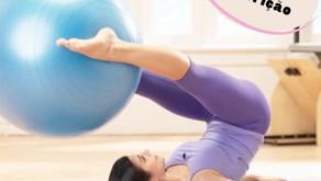 Pilates Mês de Agosto