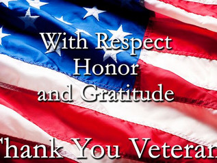 School Closed For Veterans Day