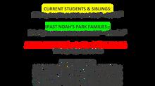 Fall 2021 Open Enrollment Begins March 5th!
